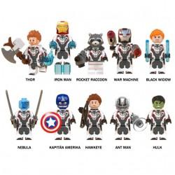 Figurky Avengers ENDGAME k LEGO 10 ks