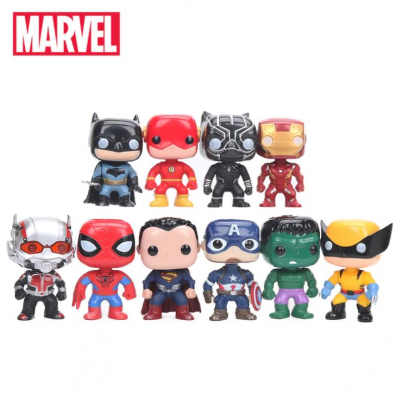FUNKO POP Figurek Marvel & DC Comics 10 ks