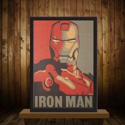 Plakát IRON MAN