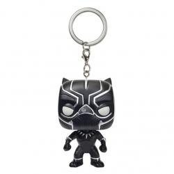 Přívěšek na klíče Black Panther