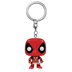 Přívěšek na klíče Deadpool