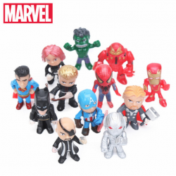 Set Mini Figurek Marvel & DC Comics 12 ks