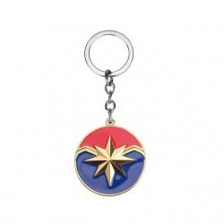Přívěšek na klíče Kapitán Marvel