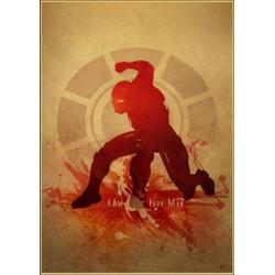 Plakát IRON MAN II