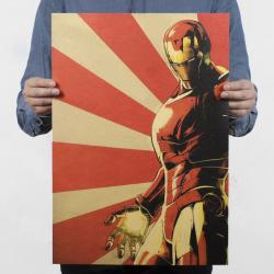 Plakát IRON MAN III