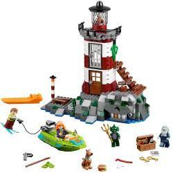 Stavebnice Scooby Doo k LEGO Maják