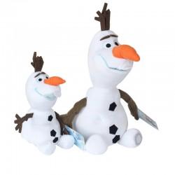 Plyšák Sněhulák OLAF Ledové Království 20 - 50 cm