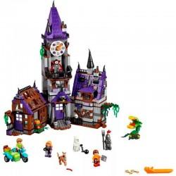 Stavebnice Scooby Doo Strašidelný DŮM
