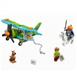 Stavebnice Scooby Doo k LEGO Letadlo