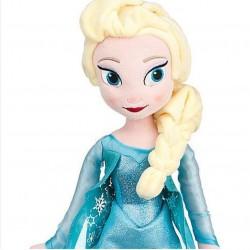 Plyšák Elsa 50 cm Ledové Království