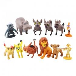 Figurky Lví Král 12 ks
