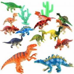 Figurky Dinosauři 12 ks