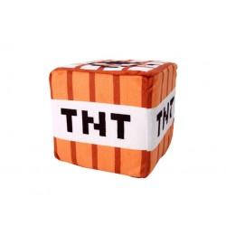 Plyšák Minecraft TNT 20x20 cm