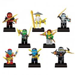Figurky Ninjago k LEGO 8 ks II