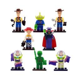 Figurky Toy Story k LEGO 8 ks