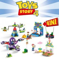 Stavebnice Toy Story 4v1 k LEGO