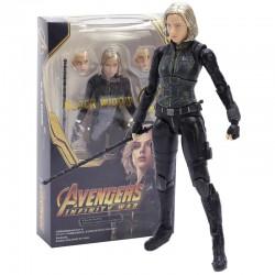 Figurka Black Widow 14 CM