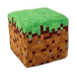 Plyšák Minecraft Krychle 20x20 cm