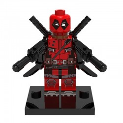 Figurka Deadpool k LEGO