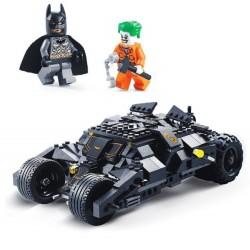 Stavebnice Batmobil a figurky BATMAN k LEGO
