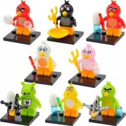 Figurky k LEGO Angry Birds