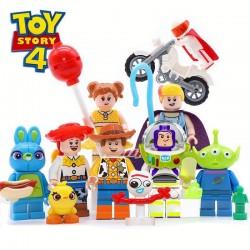 Figurky Toy Story 4 k LEGO 8 ks