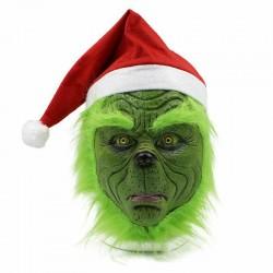Maska Grinch Santa