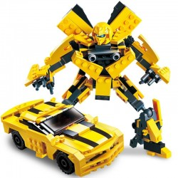 Stavebnice Bumblebee Transformers k LEGO