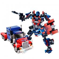 Stavebnice Optimus Prime Transformers k LEGO