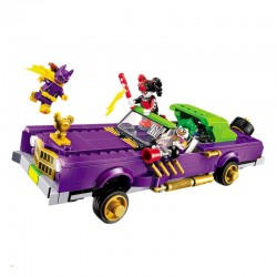 Stavebnice Auto Joker a figurky k LEGO