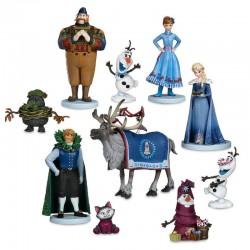 Figurky Ledové Království 2| FROZEN 10 ks