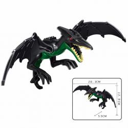 Figurka Dinosaurus Pteradoktyl Jurský park k LEGO