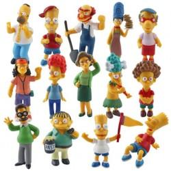 SET Figurky Simpsonovi 14 ks