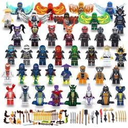 MEGA SET Figurky k LEGO...