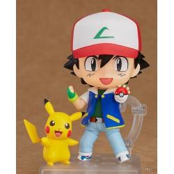 Figurka Ash a Pikachu POKEMON
