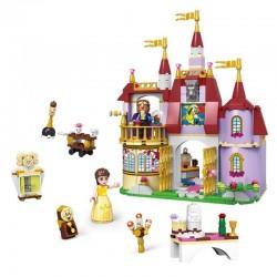 Stavebnice Kráska a Zvíře k LEGO