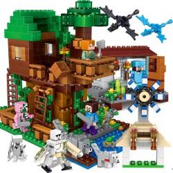 Stavebnice Stromový dům...