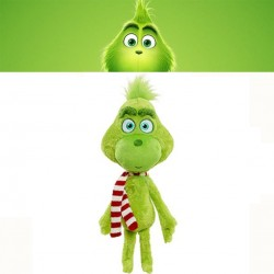 Plyšová hračka Grinch 40 cm