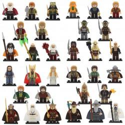 SET Figurky k LEGO Hobbit 32 ks