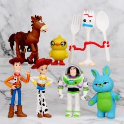 Figurky Toy Story 7 ks Vidlík