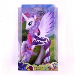 Figurka Poník typu My Little Pony - fialový
