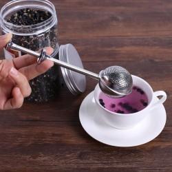 Nerezový čajový infuzor   sítko na čaj