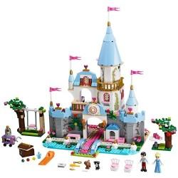Stavebnice palác Popelka k LEGO