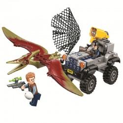Stavebnice Jurský Park Chycení Pteranodona