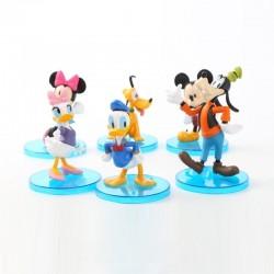 Figurky Mickey Mouse 6 ks II