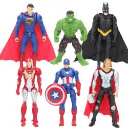 Figurky Marvel & DC Comics...