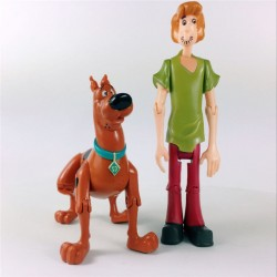 Figurky Shaggy a Scooby-Doo
