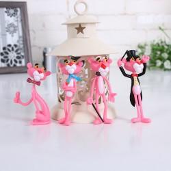 Figurky Růžový Panter 4ks