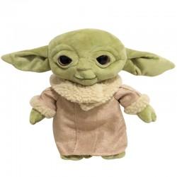 Plyšák Baby Yoda 30 cm Star Wars