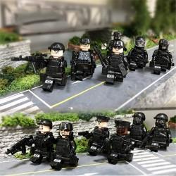 Figurky speciální tým SWAT